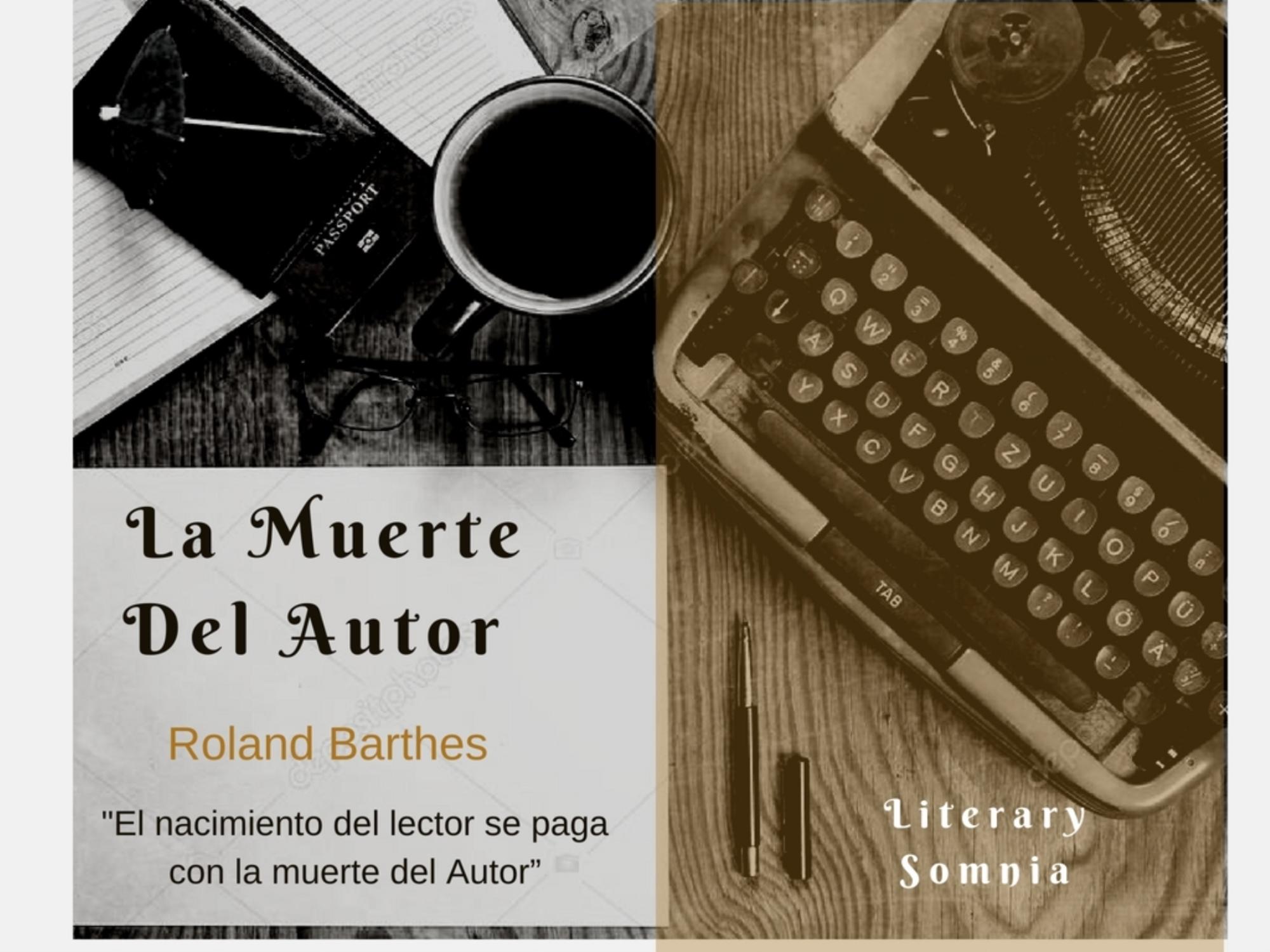 La Muerte del Autor Barthes