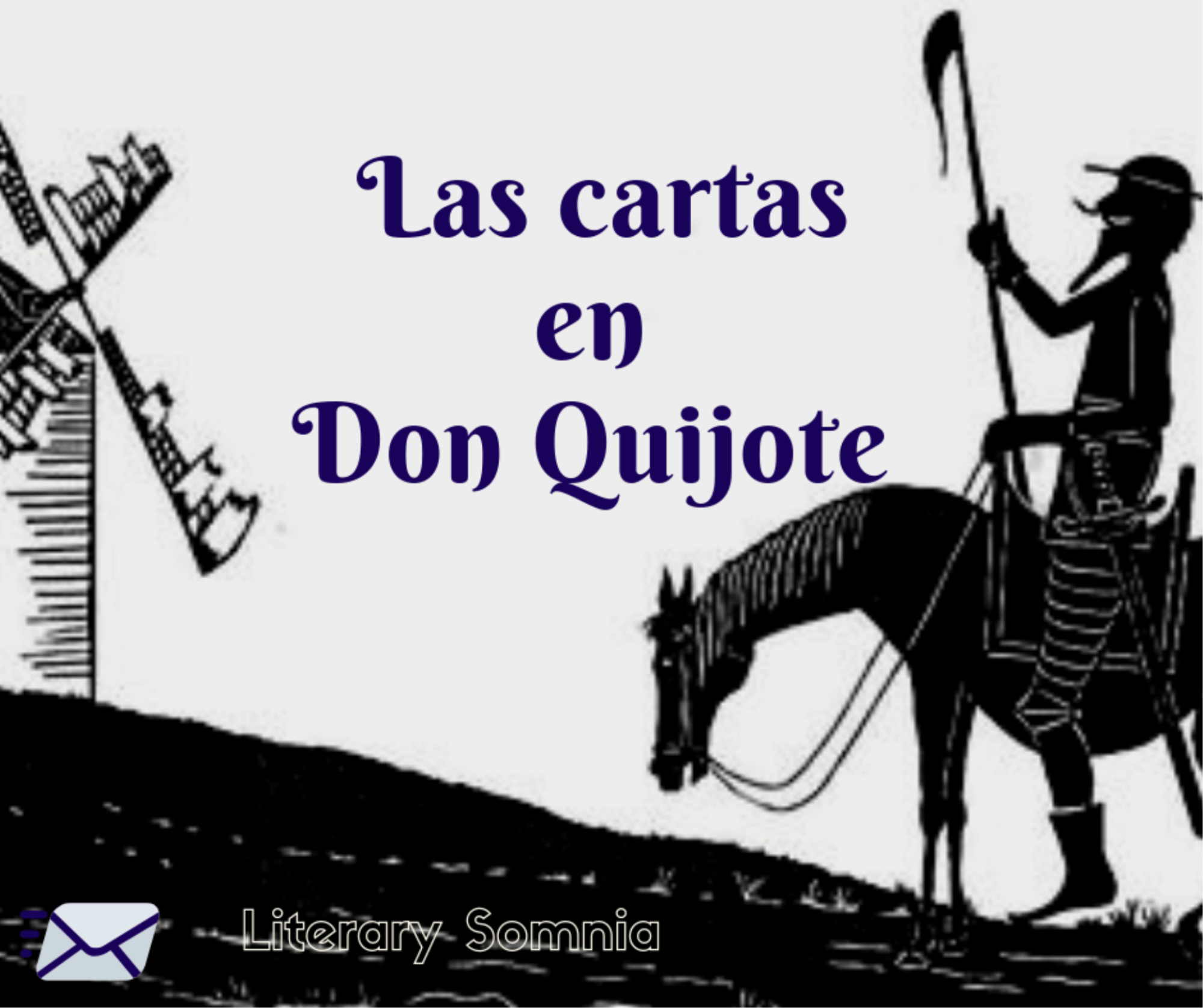 Las cartas en Don Quijote
