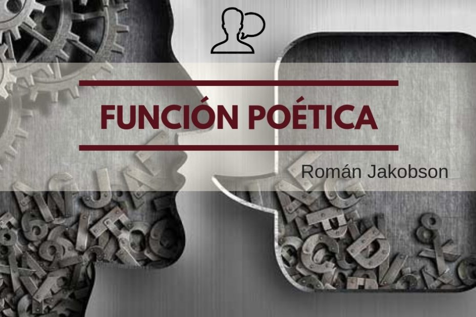 Función poetica Jakobson