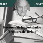 Fronteras del relato PDF
