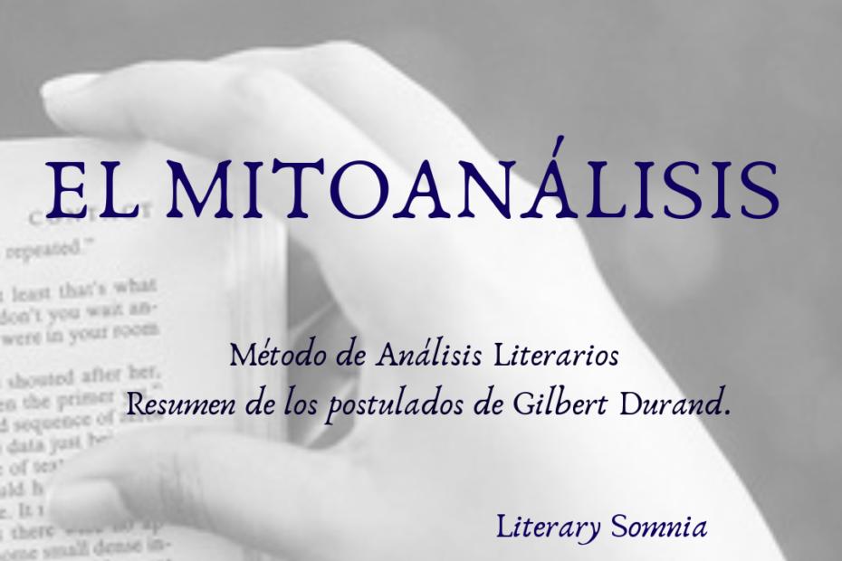 Mitoanálisis/ Métodos de análisis
