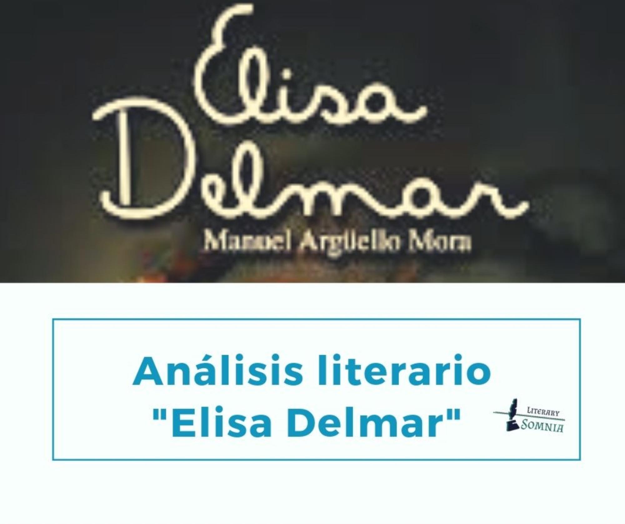 Elisa del mar Analisis PDF