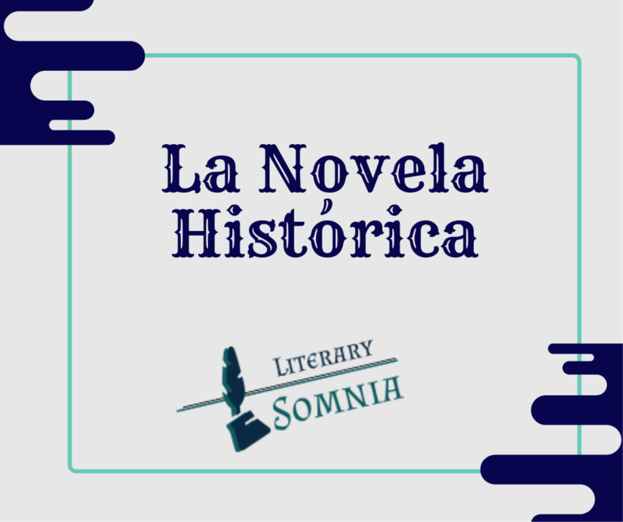Novela Histórica portada