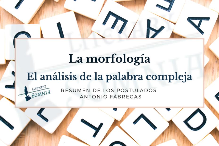 morfología Fábrega